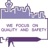 We Focus on Quality and Safety